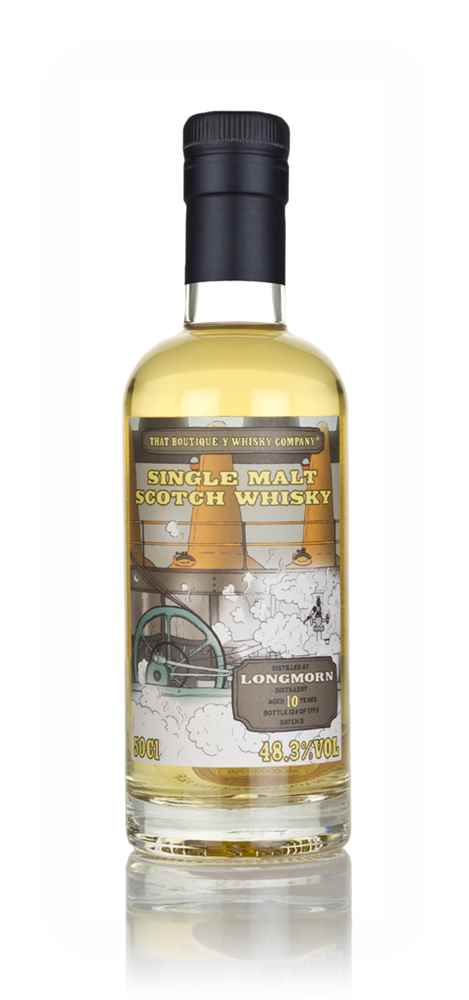 Longmorn 10 Year Old (That Boutique-y Whisky Company)