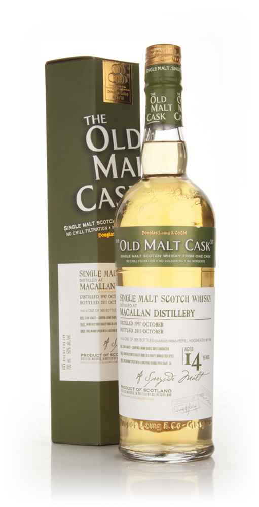 Macallan 14 Year Old 1997 - Old Malt Cask (Douglas Laing)