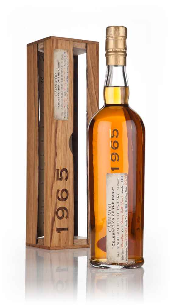 Macallan 43 Year Old 1965 (cask 2114) - Celebration of the Cask (Càrn Mòr)