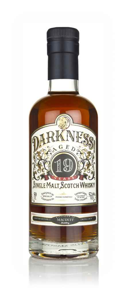 Darkness! Macduff 19 Year Old Pedro Ximénez Cask Finish