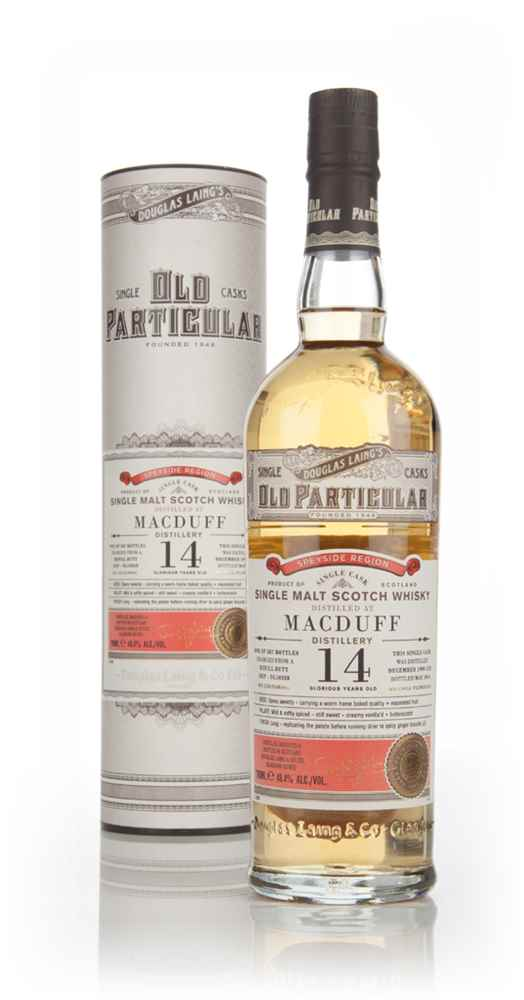Macduff 14 Year Old 1999 (cask 10358) - Old Particular (Douglas Laing)
