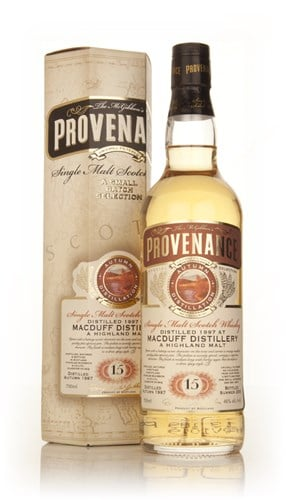 Macduff 15 Year Old 1997 (cask 9873) - Provenance (Douglas Laing)