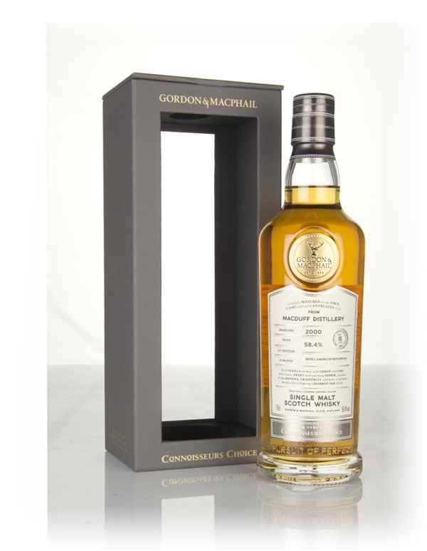 Macduff 18 Year Old 2000 - Connoisseurs Choice (Gordon & MacPhail)