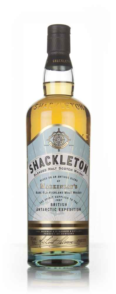 Mackinlay's Shackleton Blended Malt