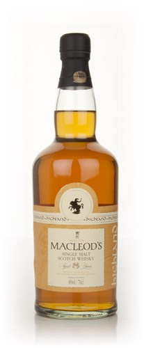 Macleods 8 Year Old Highland (Ian Macleod)
