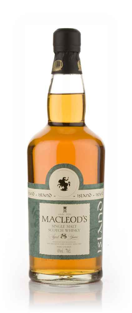 Macleod's 8 Year Old Island (Ian Macleod)