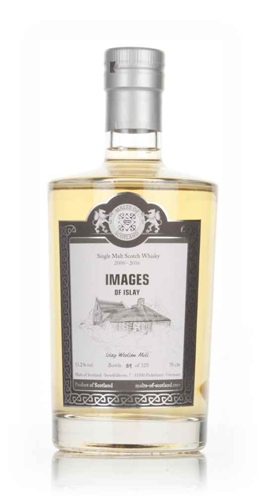 Images Of Islay 2000 (bottled 2016) (Malts Of Scotland)