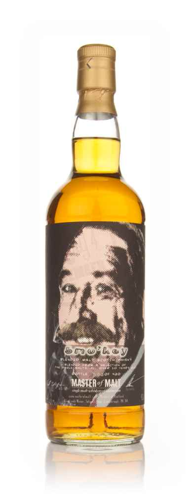 Whisky 4 Movember Smo'key Charlie MacLean