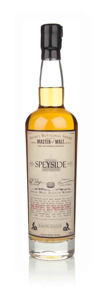 Master of Malt Speyside Single Malt