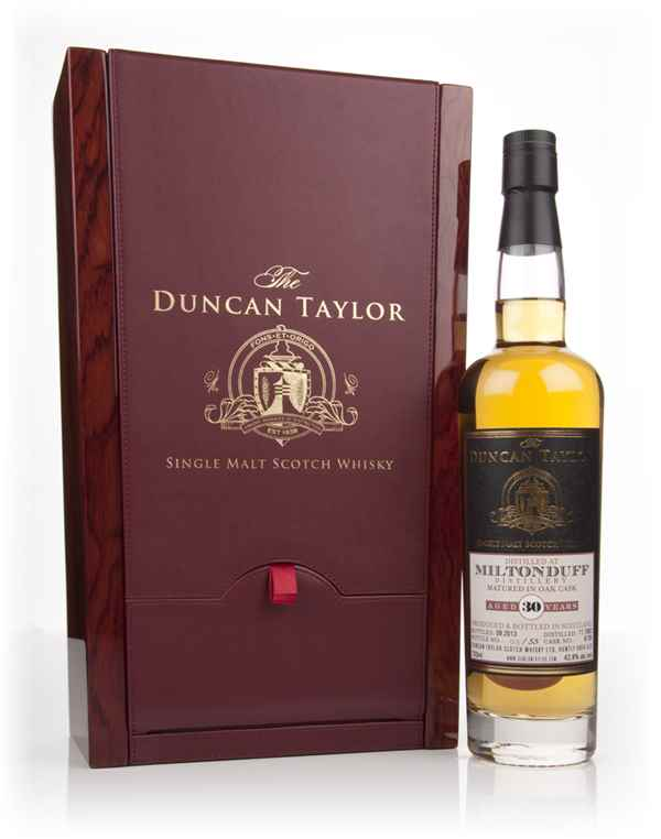 Miltonduff 30 Year Old 1982 (cask 6136) - The Duncan Taylor Single