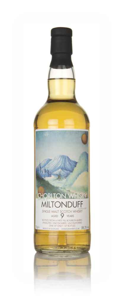 Miltonduff 9 Year Old - Chorlton Whisky