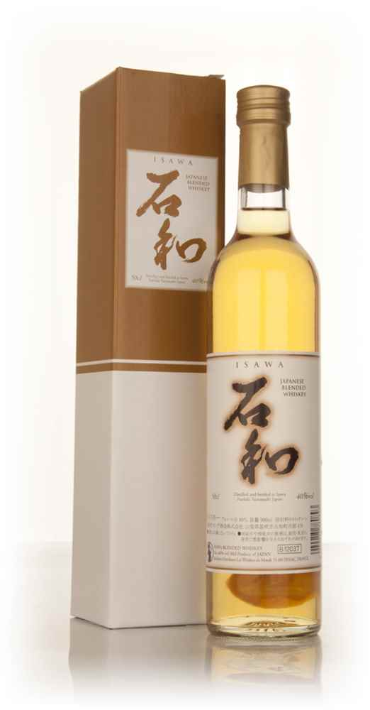 Isawa Japanese Blended Whiskey