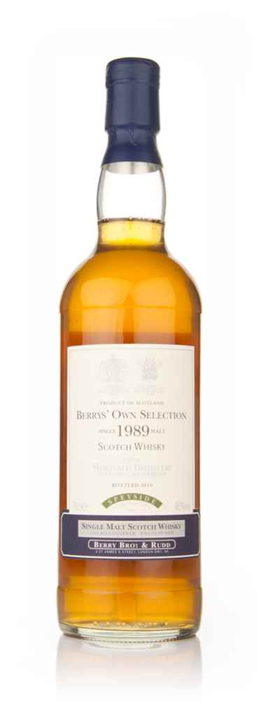Mortlach 1989 (Berry Bros. & Rudd)