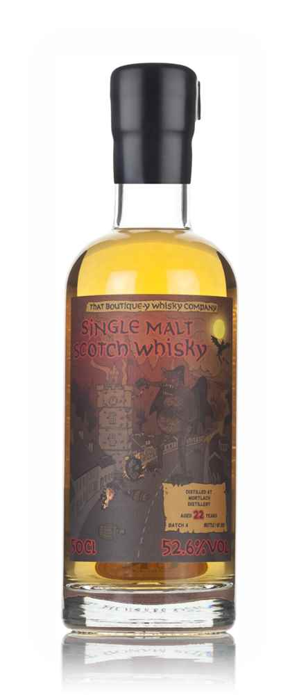 Mortlach 22 Year Old (That Boutique-y Whisky Company)