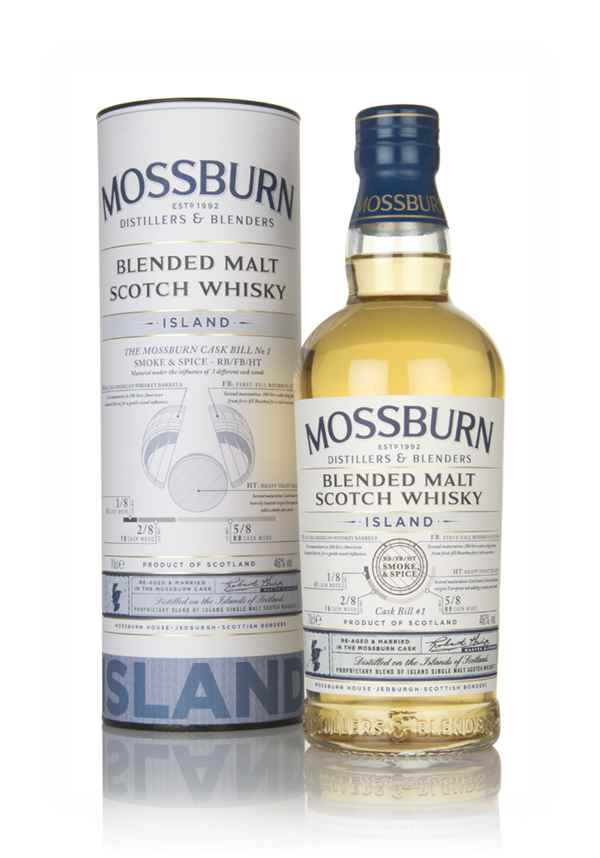 Mossburn Signature Casks Series No.1
