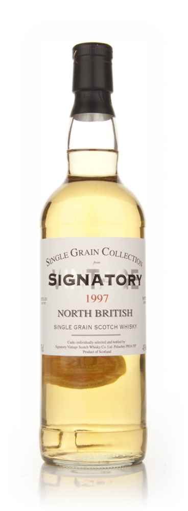North British 12 Year Old 1997 (Signatory)