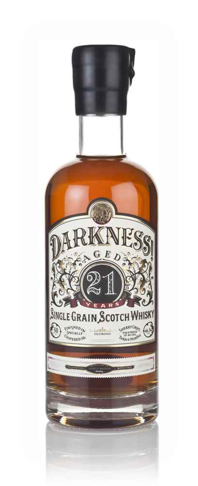 Darkness! North British 21 Year Old Oloroso Cask Finish