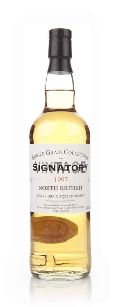 North British 16 Year Old 1997 - Single Grain Collection (Signatory)
