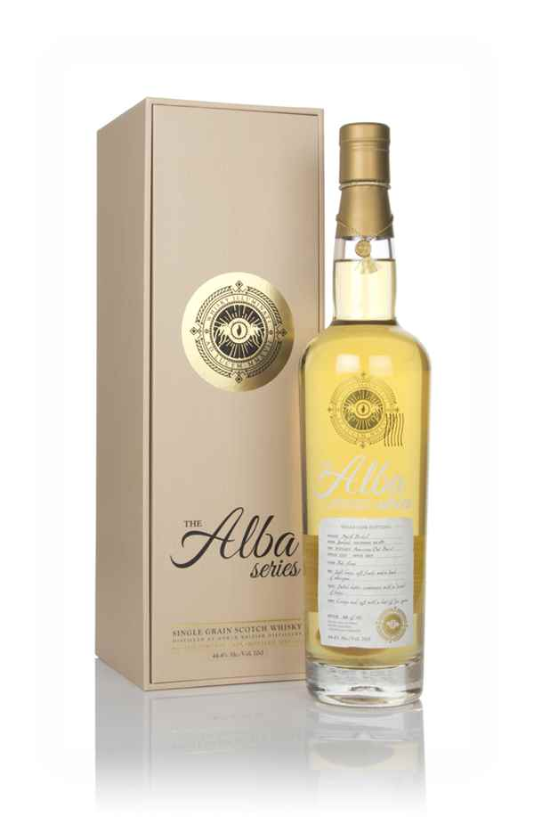 North British 1988 (bottled 2019) (cask 216435) - The Alba Series (Whisky Illuminati)