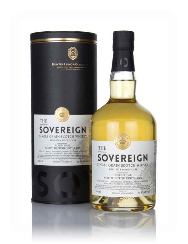 North British 21 Year Old 1996 (cask 14409) - The Sovereign (Hunter Laing)