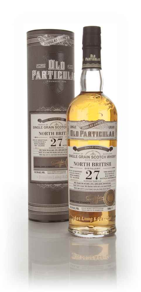 North British 27 Year Old 1988 (cask 10938) - Old Particular (Douglas Laing)