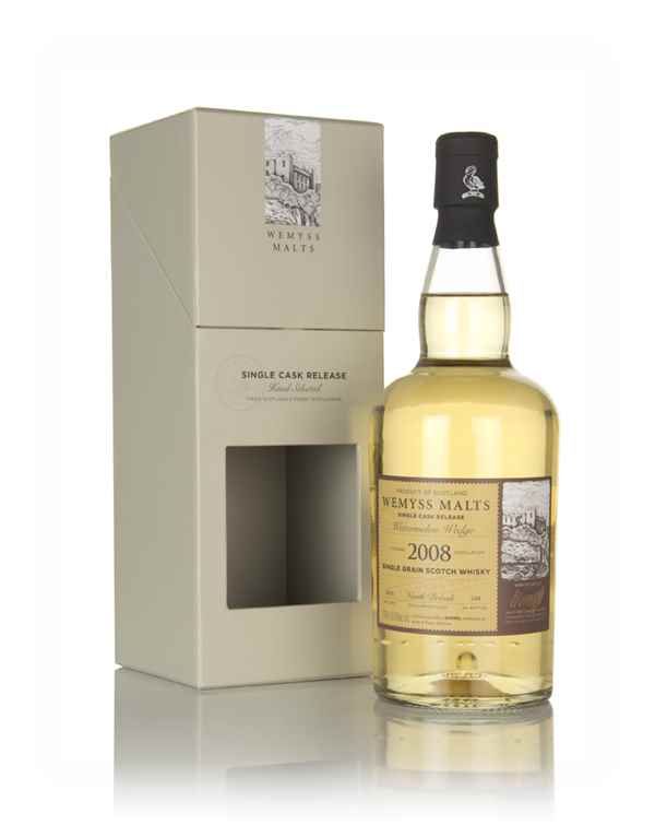 Watermelon Wedge 2008 (bottled 2018) - Wemyss Malts (North British)