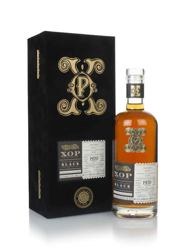 North of Scotland 50 Year Old 1970 (cask 14548) - Xtra Old Particular The Black Series (Douglas Laing)