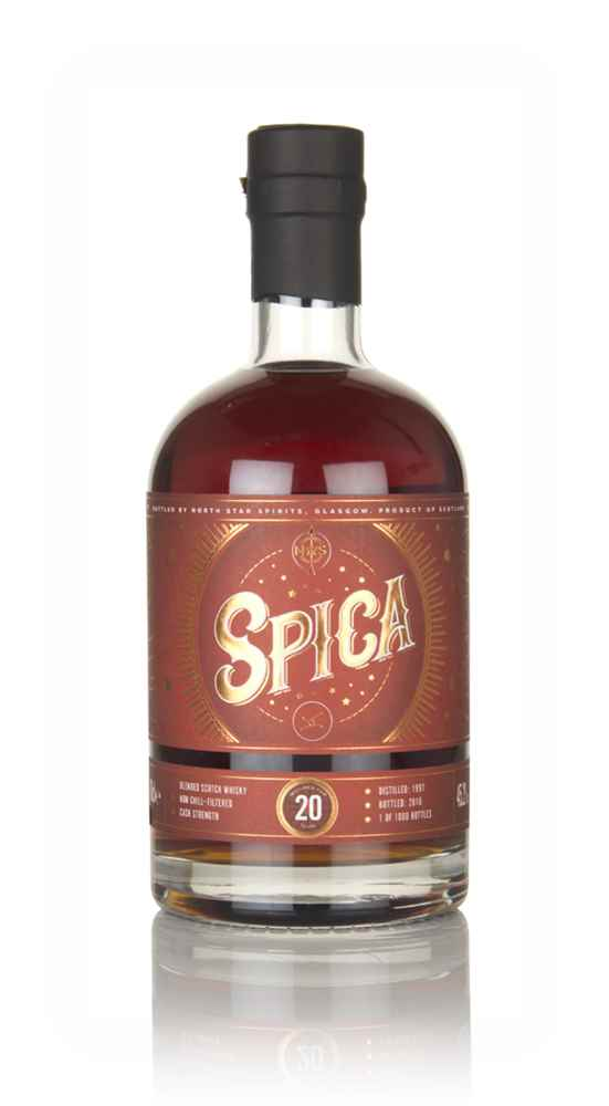 Spica 20 Year Old 1997 - North Star Spirits