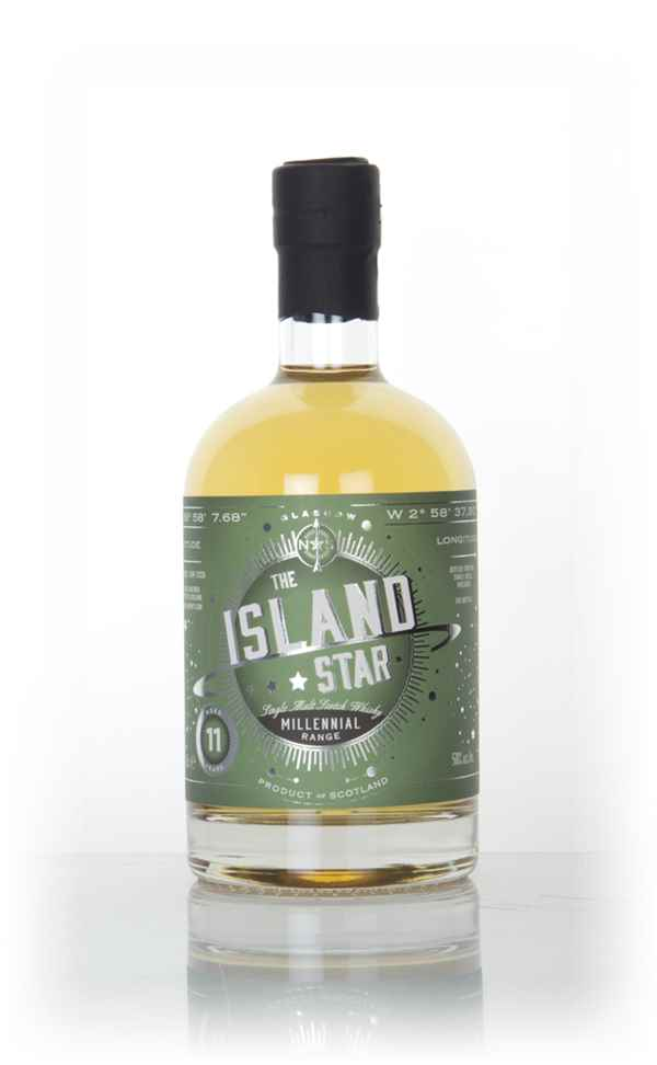 The Island Star 11 Year Old - Millennial Range (North Star Spirits)