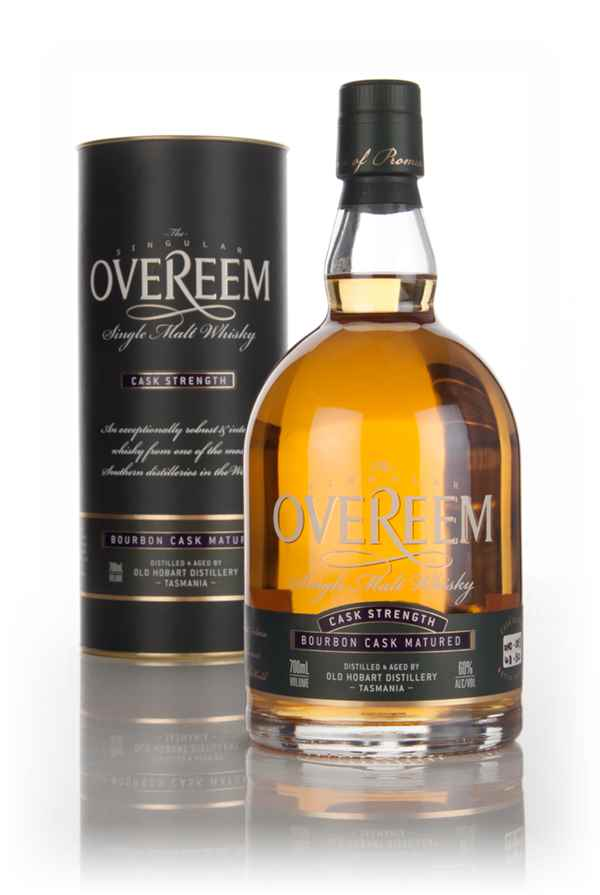 Overeem Bourbon Cask Matured (Cask Strength) (cask OHD-065)