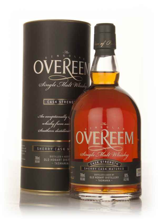 Overeem Sherry Cask Matured (Cask Strength)