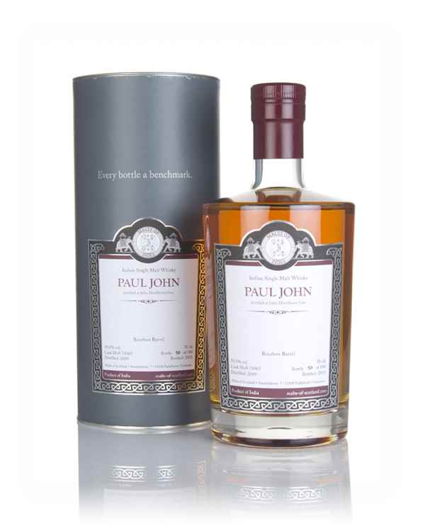 Paul John 2009 (bottled 2015) (cask 15065) - Malts of Scotland