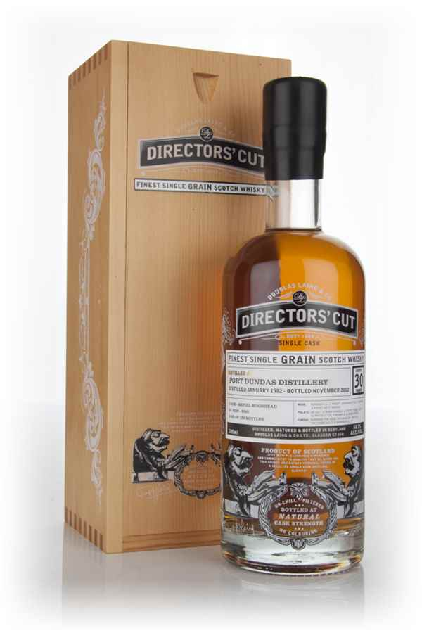 Port Dundas 30 Year Old 1982 (cask 9283) - Directors' Cut (Douglas Laing)