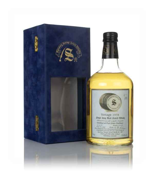 Port Ellen 23 Year Old 1978 (cask 5339) - Signatory