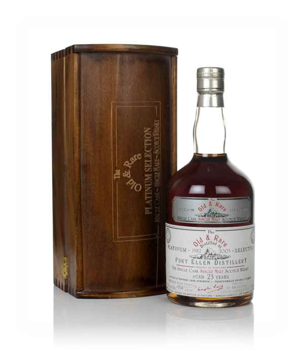 Port Ellen 23 Year Old 1982 - Old & Rare Platinum (Douglas Laing)