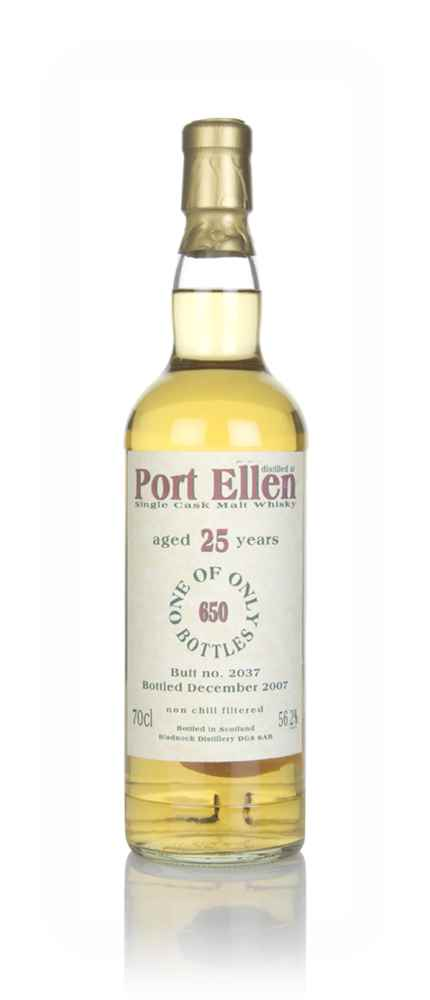 Port Ellen 25 Year Old 1982 (cask 2037) (Bladnoch)