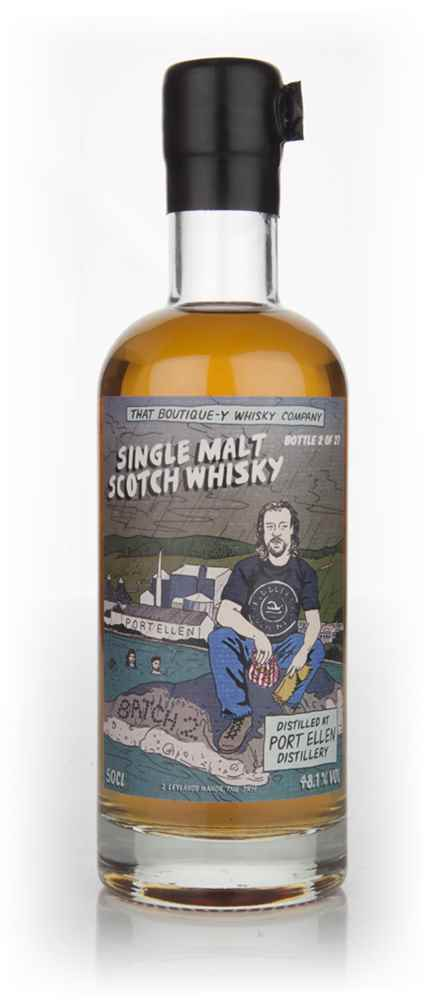 Port Ellen - Batch 2 (That Boutique-y Whisky Company)