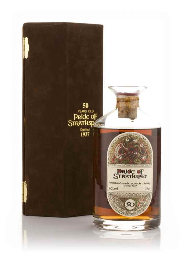 Pride Of Strathspey 50 Year Old 1937