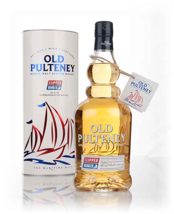Old Pulteney Clipper Commemorative Bottle