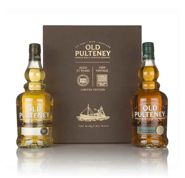 Old Pulteney Twin Pack