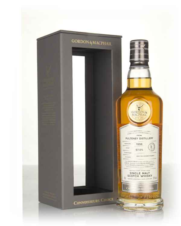 Pulteney 19 Year Old 1998 (cask 18/049) - Connoisseurs Choice (Gordon & MacPhail)