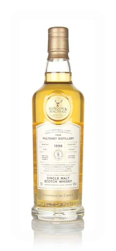 Pulteney 19 Year Old 1998 - Connoisseurs Choice (Gordon & MacPhail)