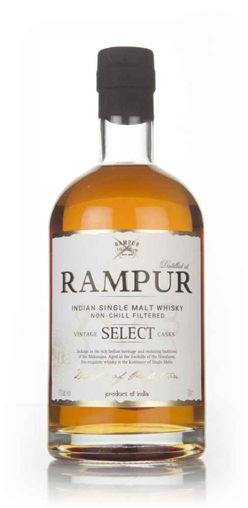 Rampur Single Malt Whisky