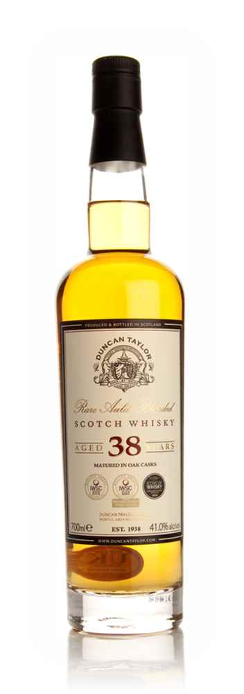 Rare Auld Blended 38 Year Old (Duncan Taylor)
