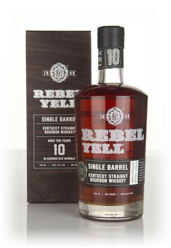Rebel Yell 10 Year Old Single Barrel