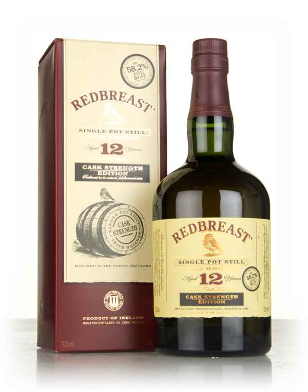 Redbreast 12 Year Old Cask Strength - Batch B1/17