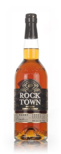 Rock Town Arkansas Bourbon Whiskey