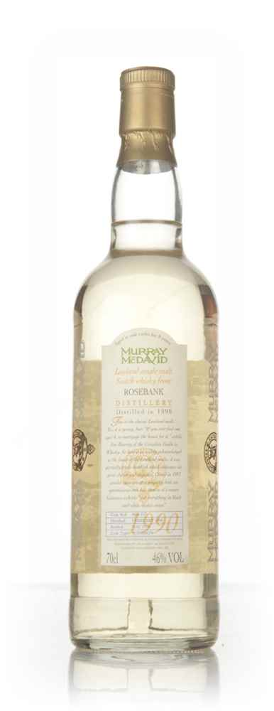 Rosebank 8 Year Old 1990 (cask 517) - Murray McDavid