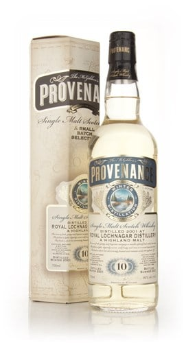 Royal Lochnagar 10 Year Old 2001 - Provenance (Douglas Laing)