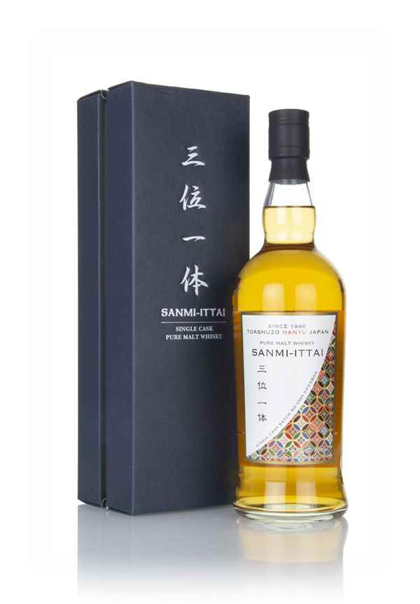 Sanmi-Ittai Single Cask Batch No. 9585